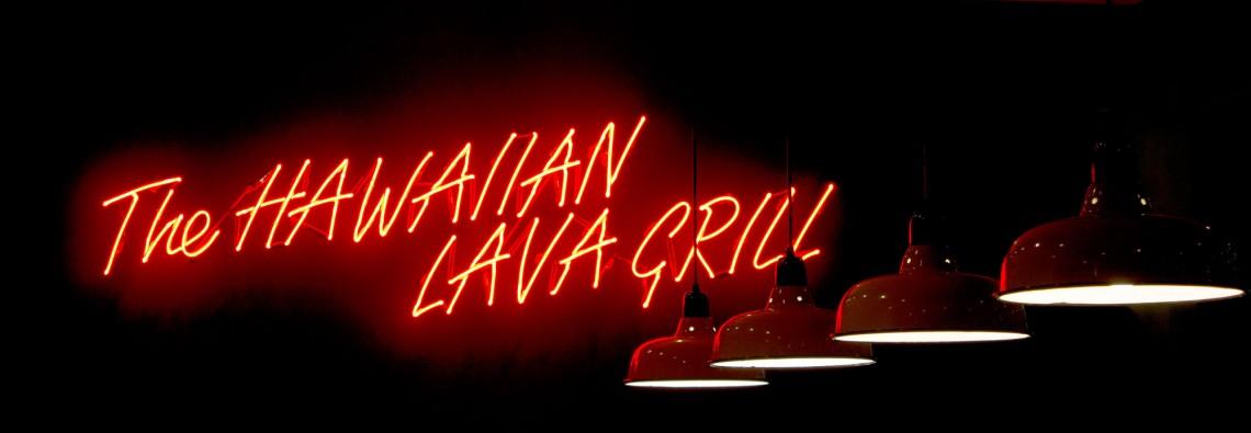 Kua 'Aina Belfast Neon Lighting