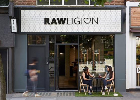 Rawligion Store Front
