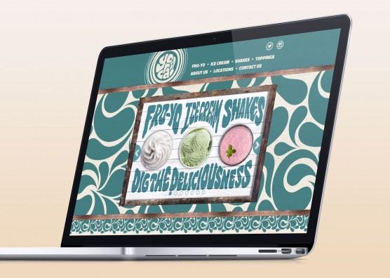 Yorica Website Design