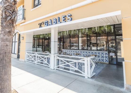 The Gables Exterior