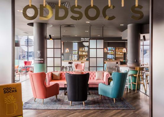 Oddsocks Bar Entrance
