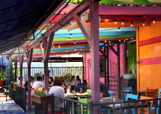 Casa Linda Restaurant Interior Design