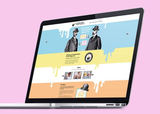 Sloane Bros. Website