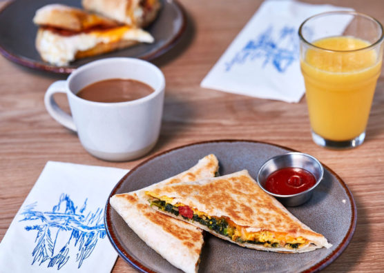 The Gables Toasted Sandwich
