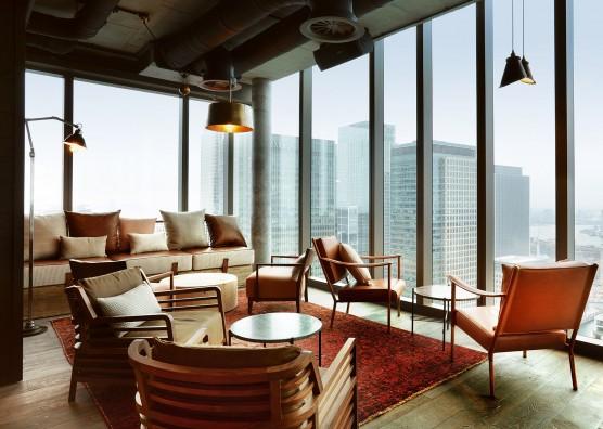 BŌKAN Bar Lounge View