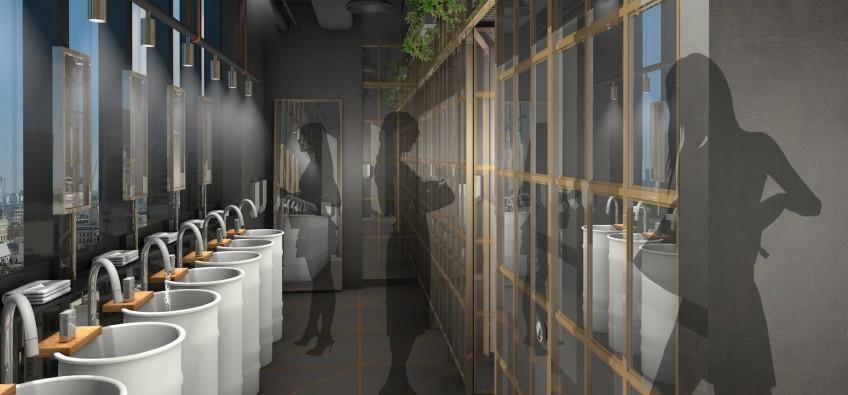 BŌKAN Washroom Visual