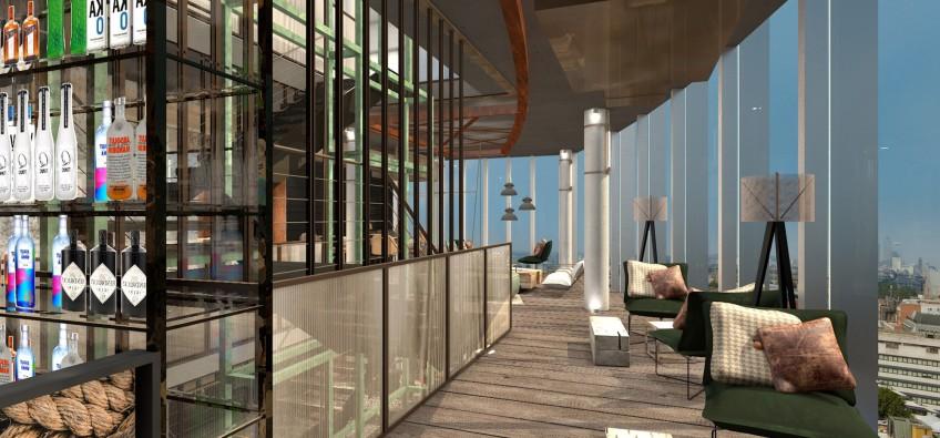 BŌKAN Stairs Storage Visual