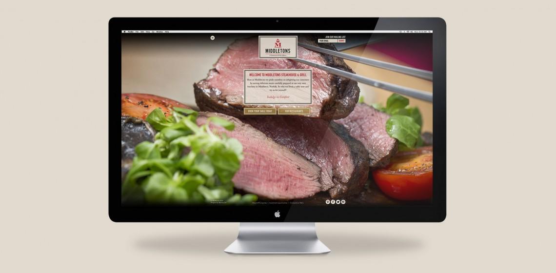 Middletons Steakhouse
